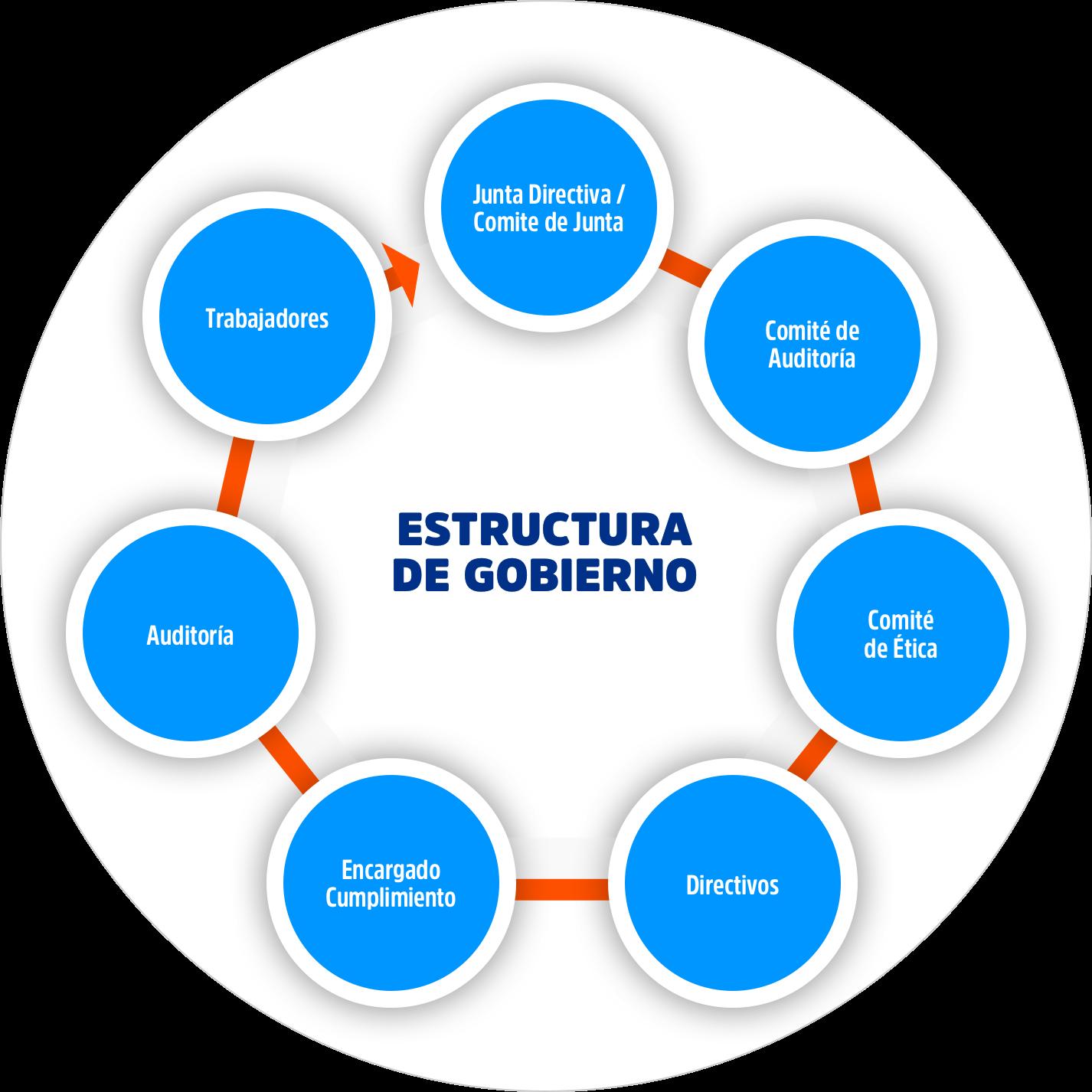 Estructura de gobierno